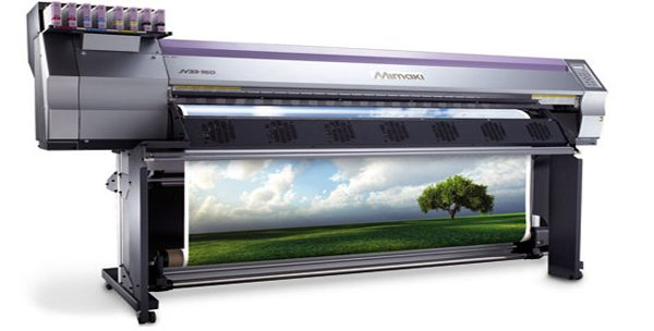 JV33 Solvent Printer