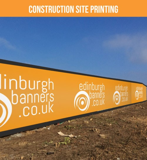 Construction Site Signage